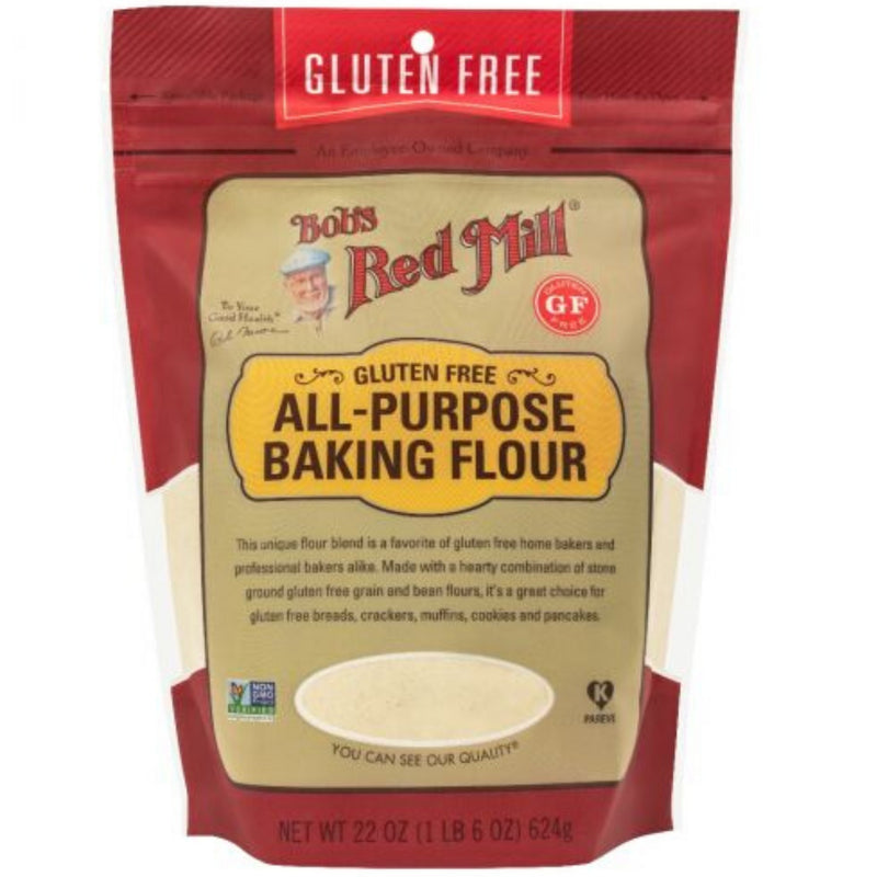 Bob's Red Mill Gluten Free All Purpose Baking Flour 624g