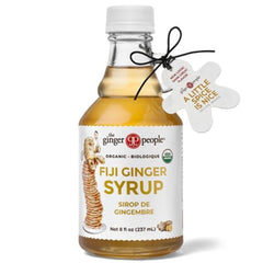 The Ginger People Fiji Ginger Syrup 237ml