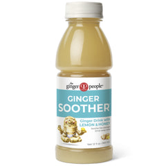 The Ginger People Ginger Soother Lemon & Honey 360ml