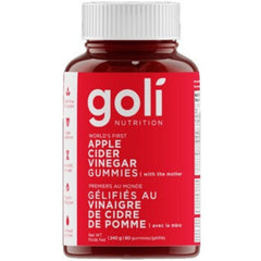 Goli Apple Cider Vinegar Gummies 240g