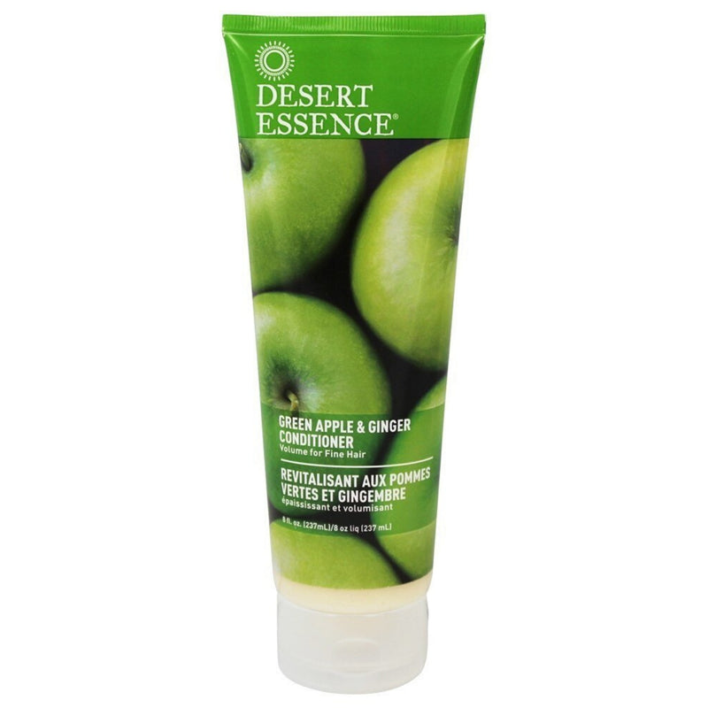 Desert Essence Green Apple & Ginger Conditioner 237ml
