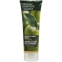 Desert Essence Green Apple & Ginger Shampoo 237ml