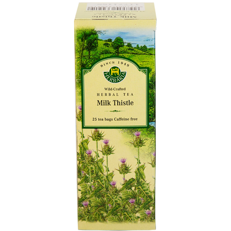 Herbaria Milk Thistle 25 Tea Bags