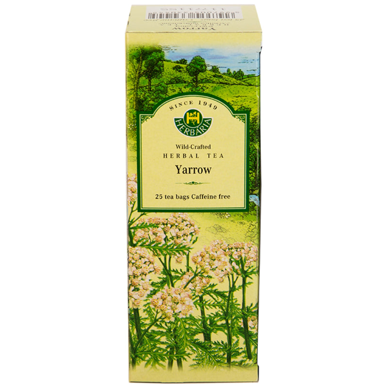 Herbaria Yarrow 25 Tea Bags