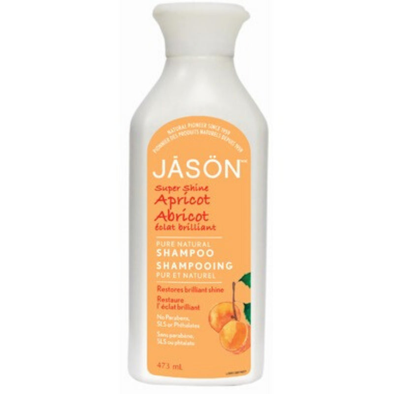 Jason Apricot Shampoo 473ml