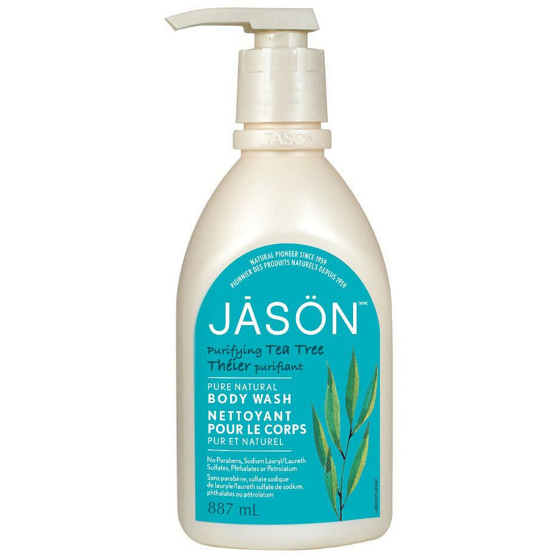 Jason Tea Tree Body Wash 887ml