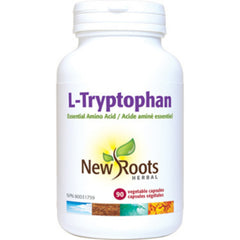 New Roots L-Tryptophan 90vcaps