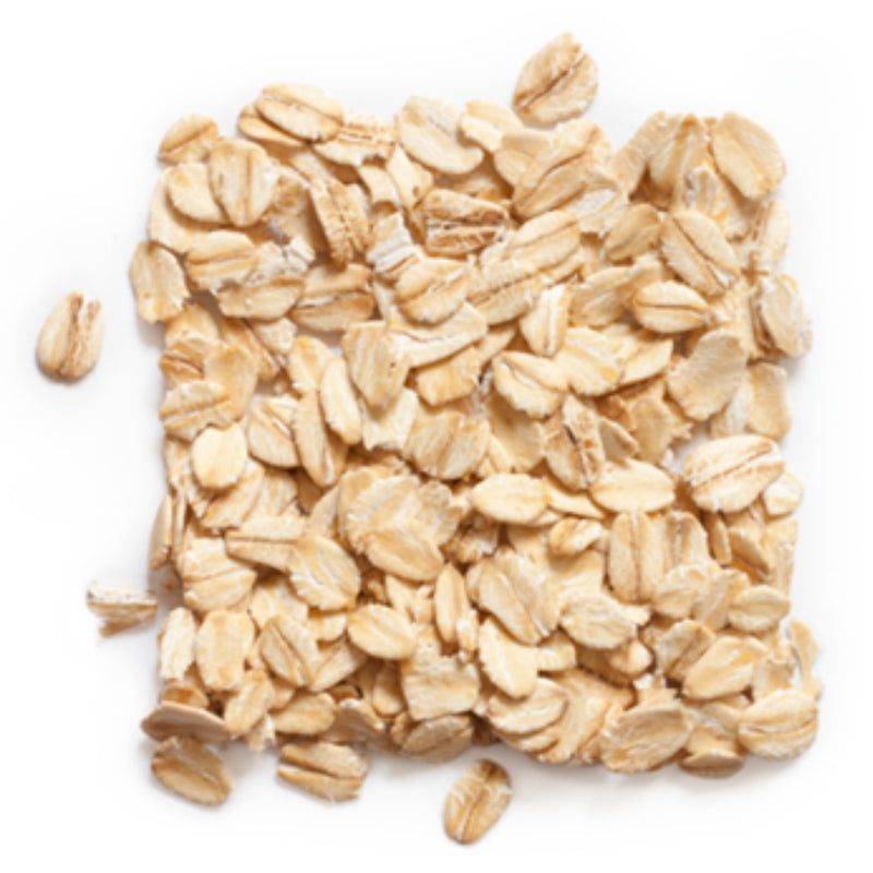 Bulk Large Flake Oats $/100g