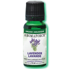 Aromaforce Organic Lavender 15ml