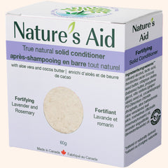 Nature's Aid Lavender & Rosemary Conditioner Bar