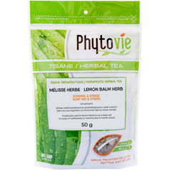 Phytovie Lemon Balm 50 Tea Bags
