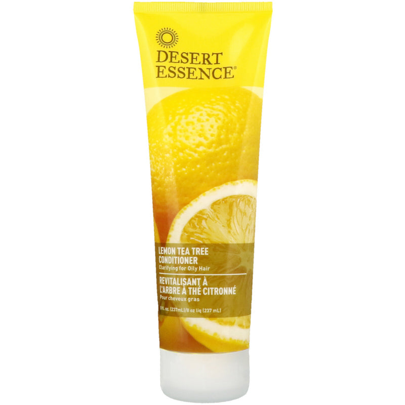 Desert Essence Lemon Tea Tree Conditioner 237ml