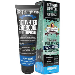 My Magic Mud Activated Charcoal Toothpaste Peppermint 113g