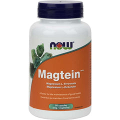 Now Magtein Magnesium Threonate 90caps