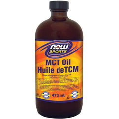 Now MCT Huile 473ml