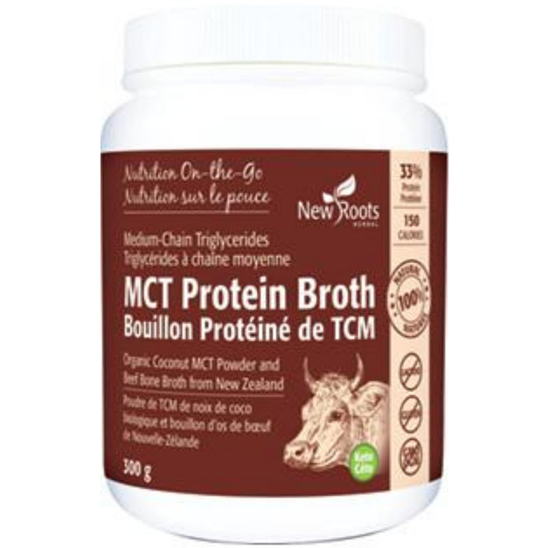 New Roots MCT Protein Broth 300g