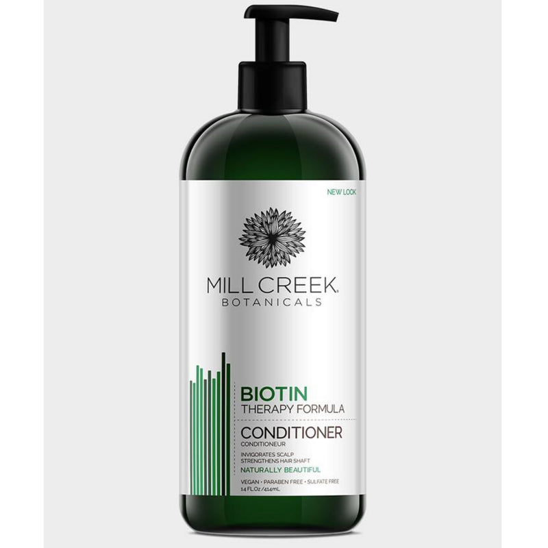 Mill Creek Botanicals Biotin Conditioner 414ml
