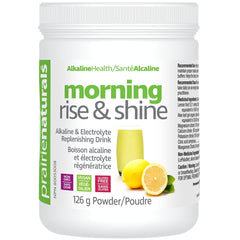 Prairie Naturals Morning Rise & Shine 126g Powder