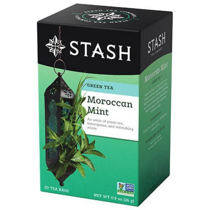 Stash Moroccan Mint 20 Tea Bags