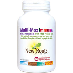 New Roots Multi-Max Immune 120vcaps