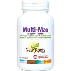 New Roots Multi-Max 120vcaps