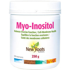New Roots Myo-Inositol 250g