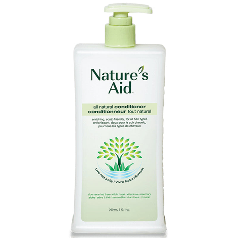Nature's Aid All Natural Conditioner 360ml