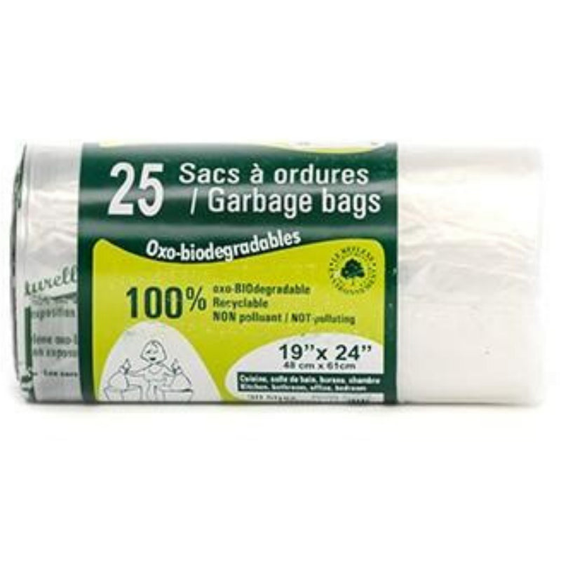 "NaturSac Biodegradable 25 Bags 19"" x 24"""