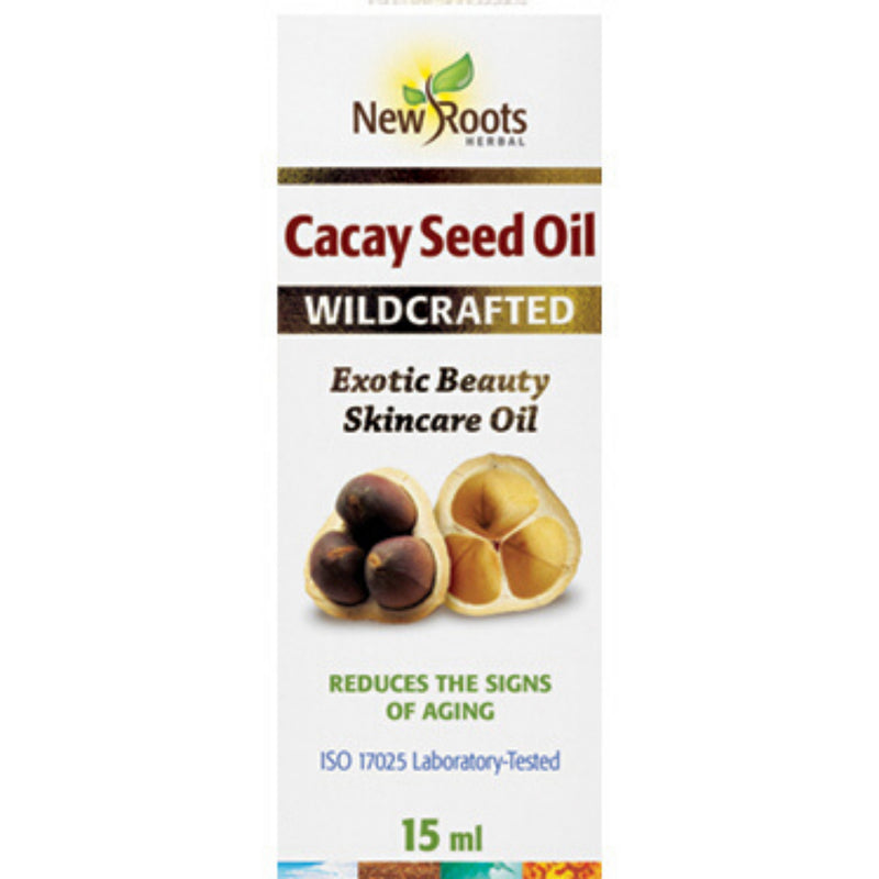 New Roots Cacay Seed Oil 15ml