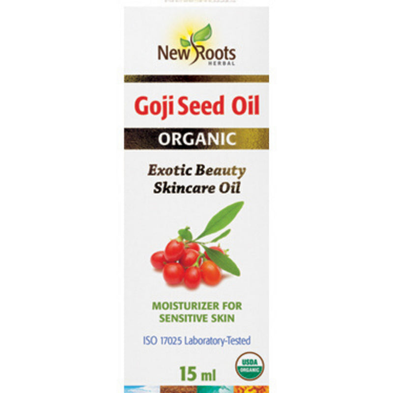 New Roots Goji Seed Oil 15ml