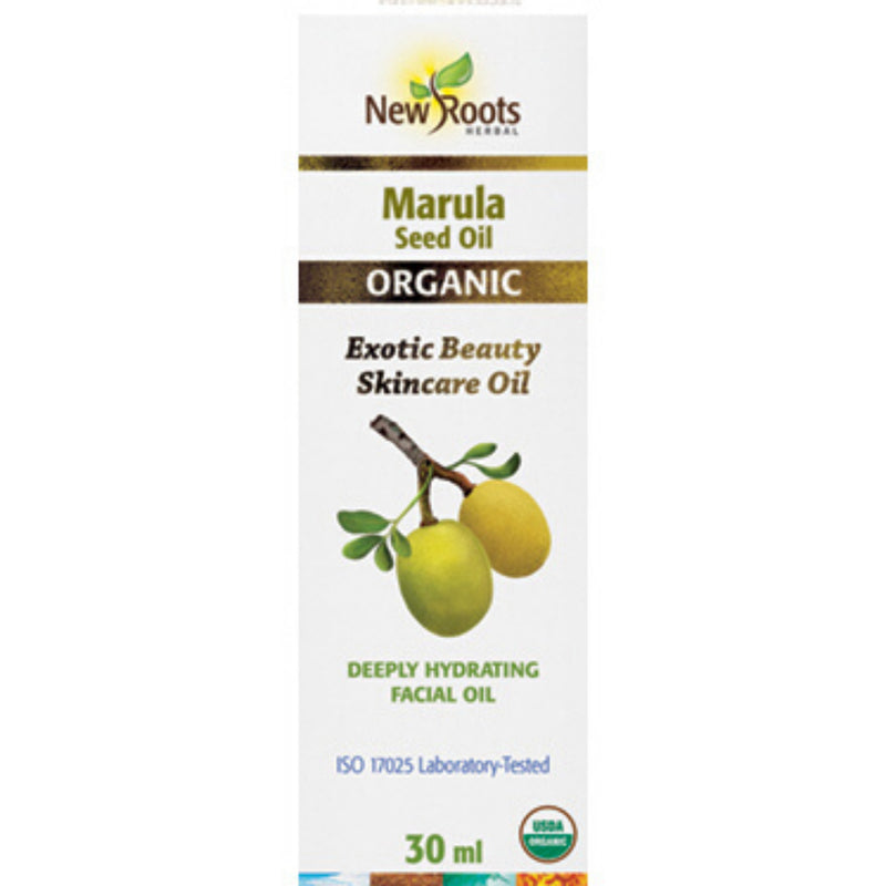 New Roots Marula Seed Oil 30ml