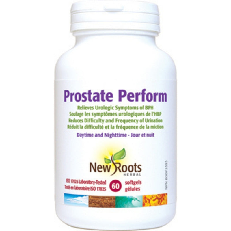 New Roots Prostate Perform 60sgels