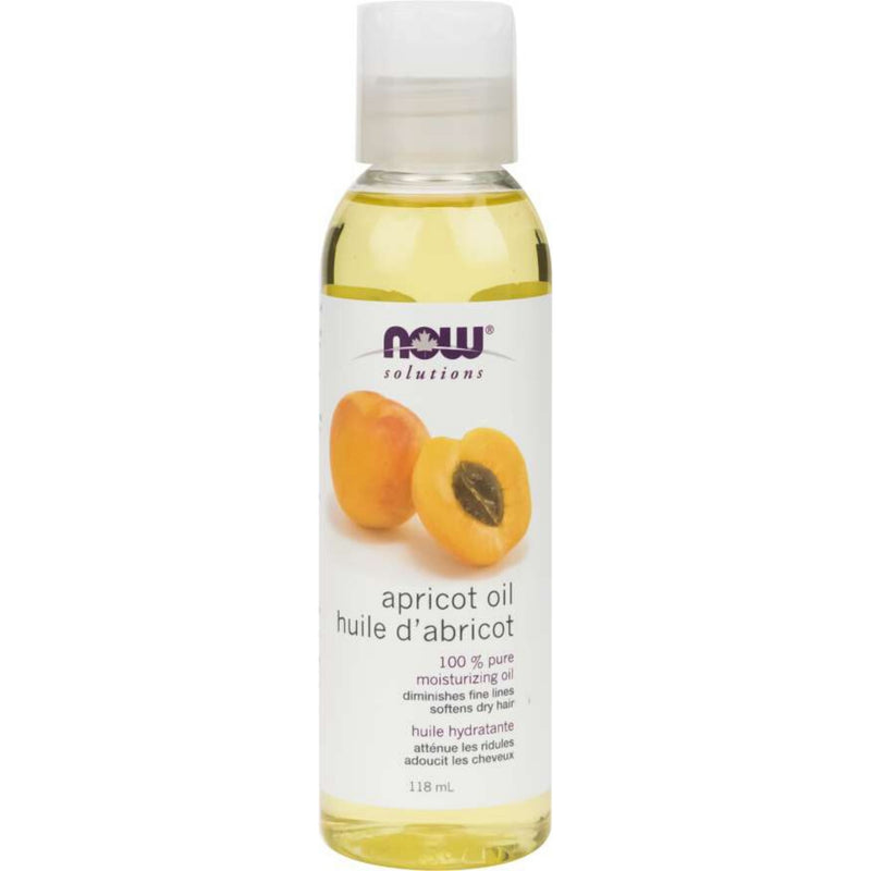 Now Apricot Oil 118ml