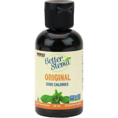 Now Better Stevia Original 60ml