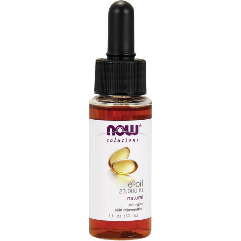 Now Vitamin E oil 23000IU 30ml