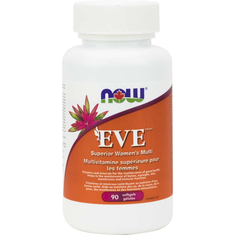 Now Eve Superior Women's Multi 90sgels