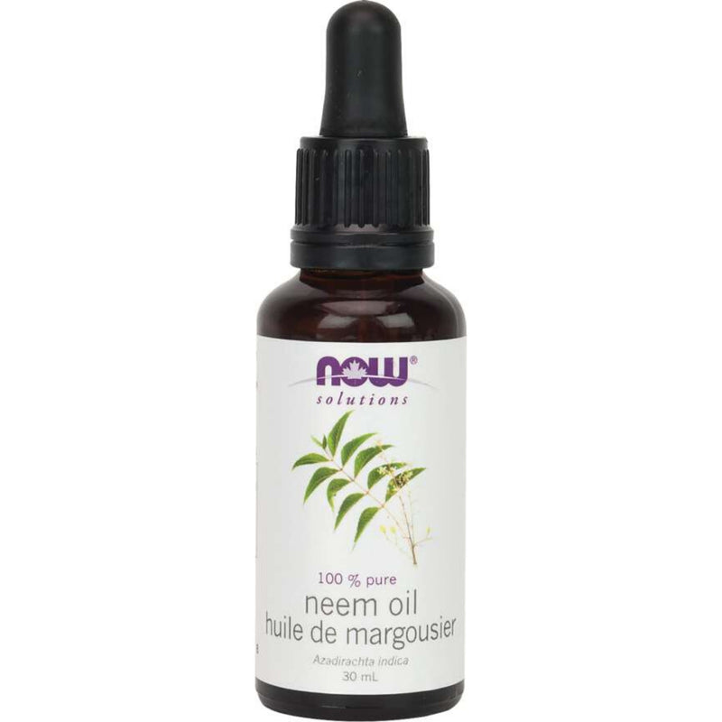 Now Neem Oil 30ml