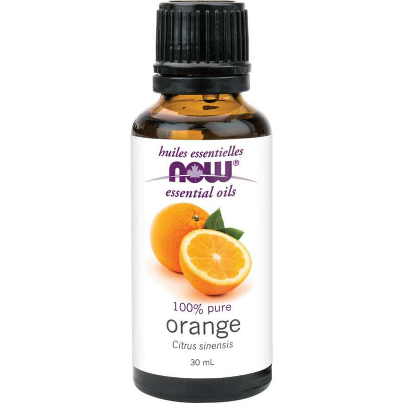 Now Orange Essential Oil 30ml