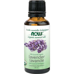 Now Organic Lavander Oil 30ml