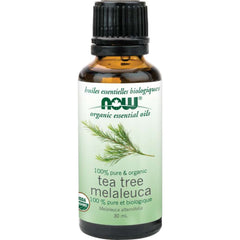 Now Organic Tea Tree Oil 30ml