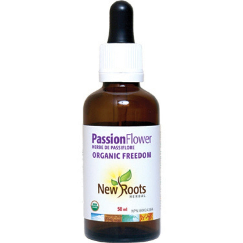 New Roots Organic Passionflower 50ml
