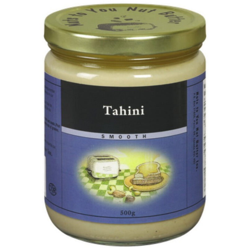 Nuts To You Tahini Smooth 500g