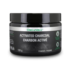 Organika Activated Charcoal Powder 100g