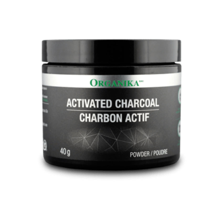 Organika Activated Charcoal Powder 40g