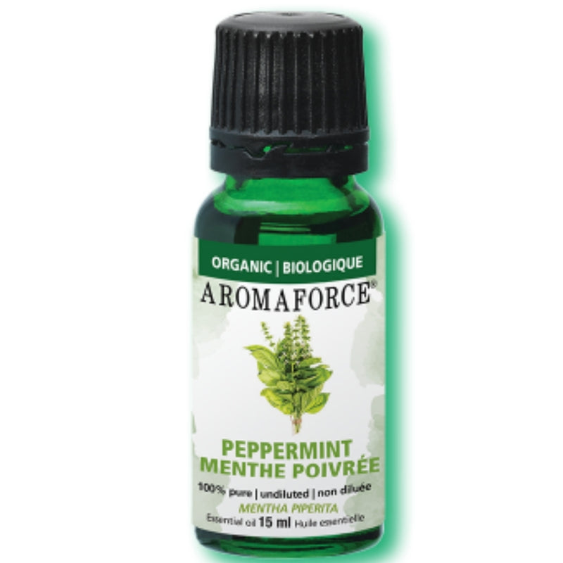 Aromaforce Organic Peppermint 15ml