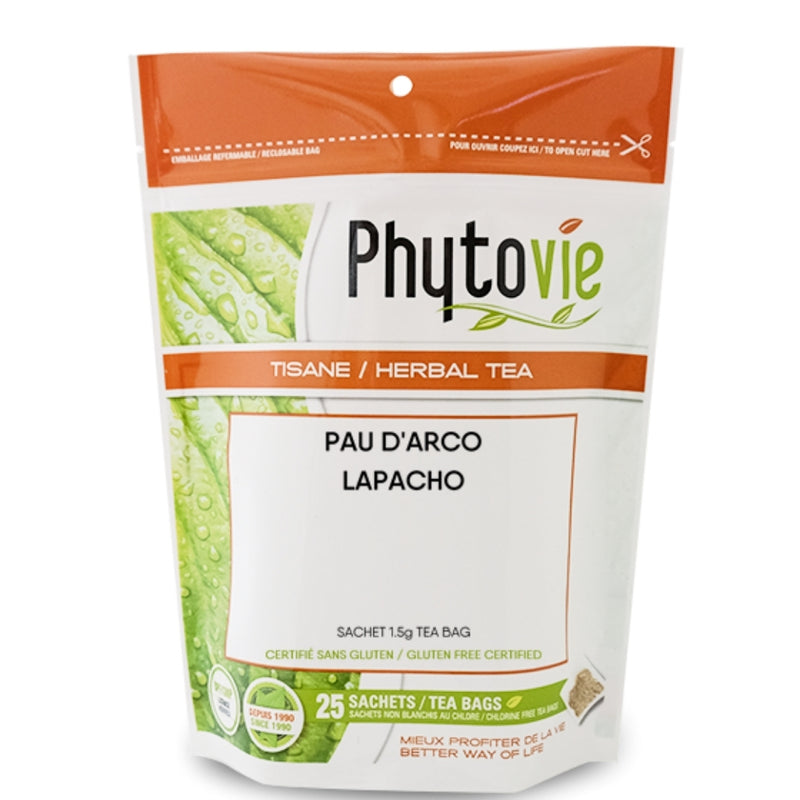 Phytovie Lapacho 25 Tea Bags