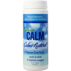 Natural Calm Original Unflavoured Magnesium Citrate 226g