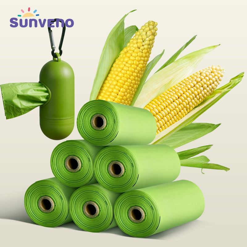 Degradable Corn Starch Baby Diapers/Pet Garbage Bags