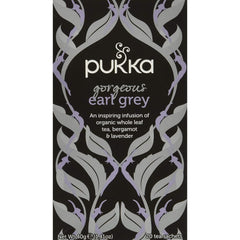 Pukka Gorgeous Earl Grey 20 Tea Bags