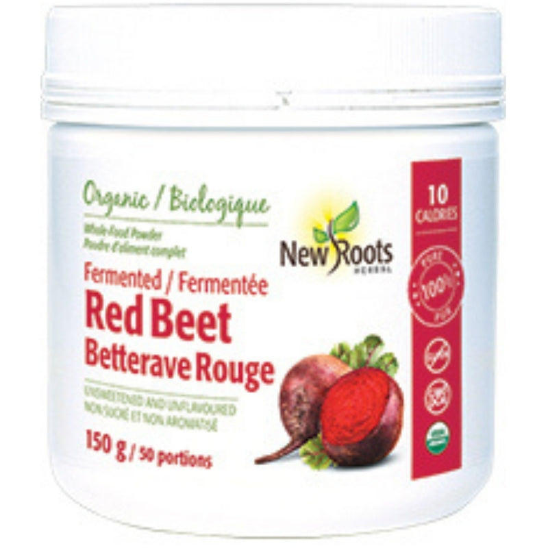 New Roots Organic Fermented Red Beet 150g